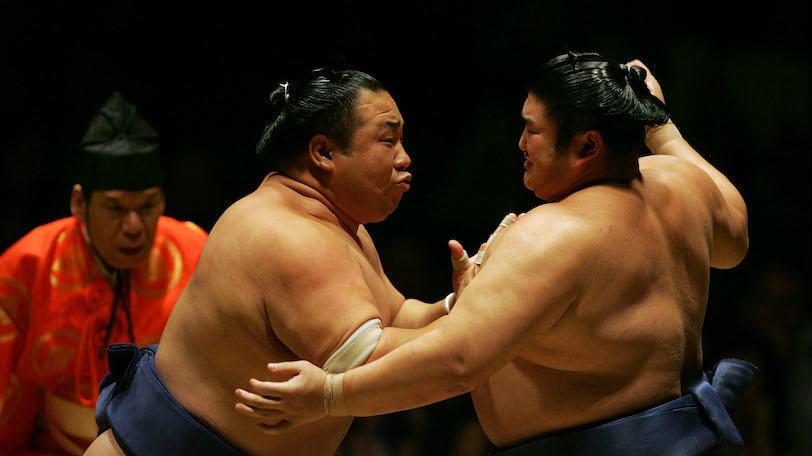 平成23年 八百長発覚のため春場所中止 【平成スポーツハイライト ...