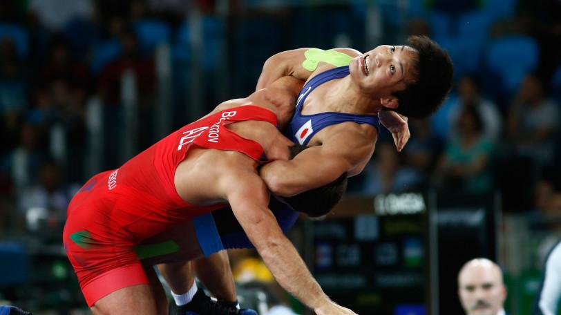 リオ五輪で銀メダルを獲得した太田忍Ⓒゲッティイメージズ