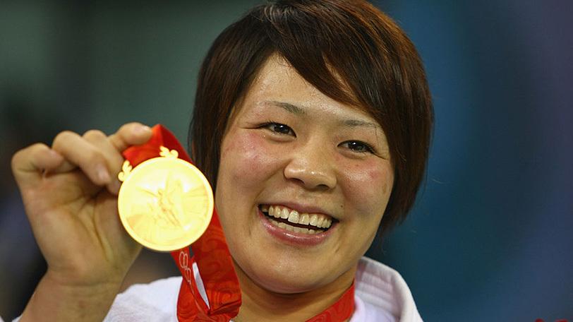 元女子柔道63kg級日本代表の谷本歩実Ⓒゲッティイメージズ