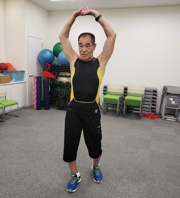 健康体操1ⒸSPAIA