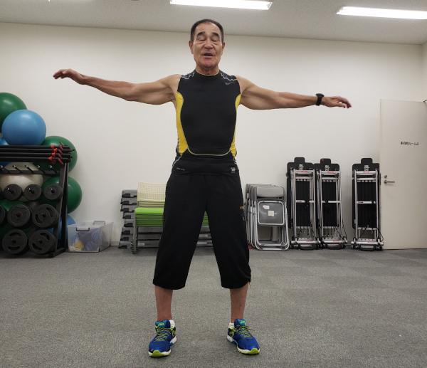 健康体操4ⒸSPAIA