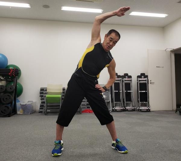 健康体操5ⒸSPAIA