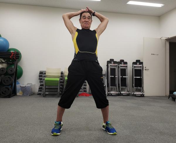 健康体操6ⒸSPAIA
