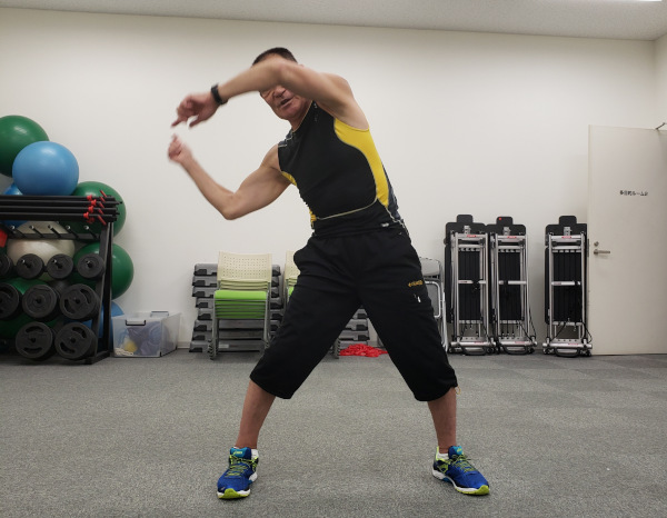 健康体操7ⒸSPAIA