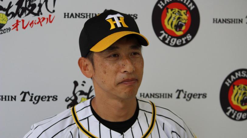 阪神・矢野燿大監督ⒸSPAIA