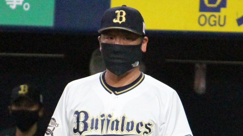 オリックス・中嶋聡監督ⒸSPAIA
