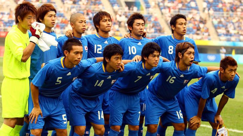 北京五輪の日本代表Ⓒゲッティイメージズ