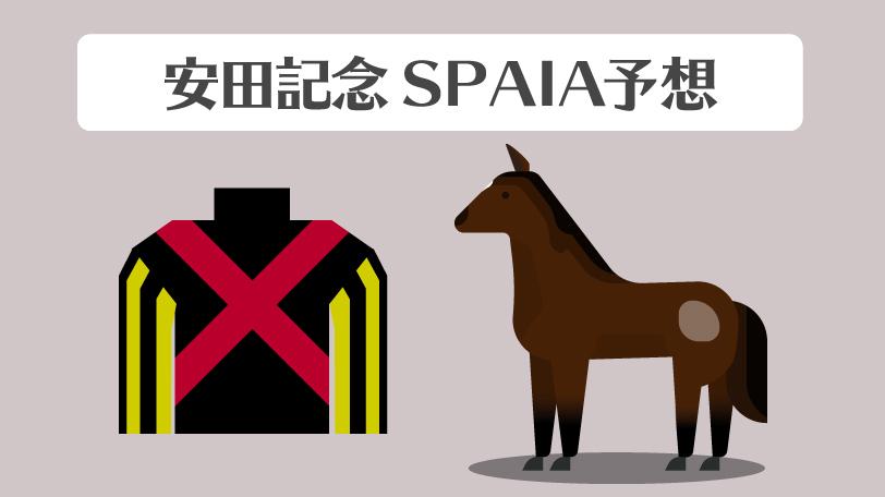 安田記念SPAIA予想