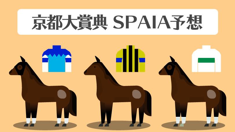 2021年京都大賞典SPAIA予想,ⒸSPAIA