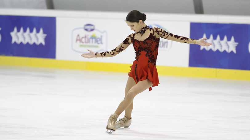 figure skating spin