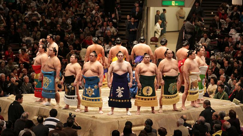 大相撲で使われる「紋」についてのお話 【SPAIA】スパイア