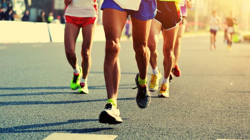マラソン,Shutterstock.com