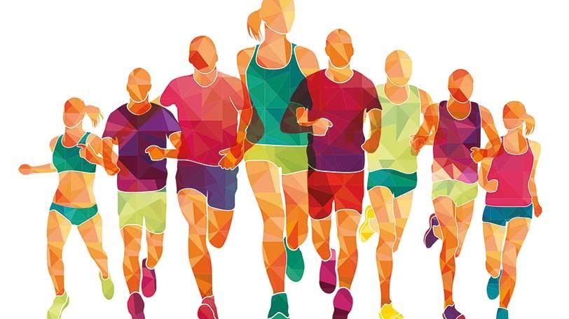 マラソンランナー,ⒸShutterstock.com