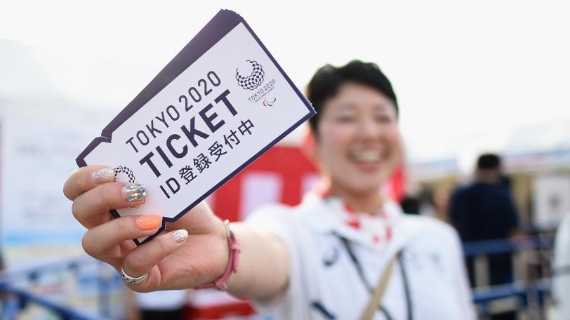 東京五輪チケット,Ⓒゲッティイメージズ