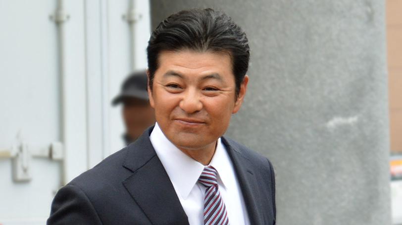 2015-19年広島東洋カープで監督を務めた緒方孝市ⒸSPAIA