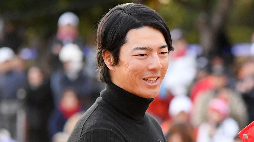 プロゴルファーの石川遼Ⓒゲッティイメージズ