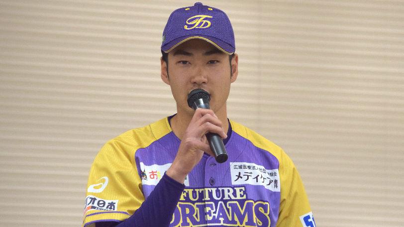神奈川FD・杉浦健二郎投手