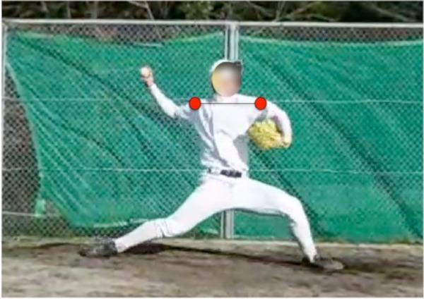投球フォーム3