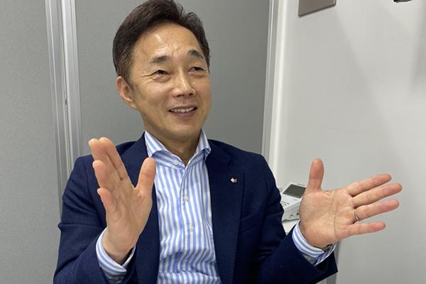 OAT RACE振興会ボートレースアンバサダー:植木通彦氏