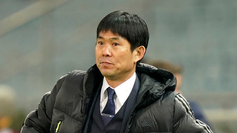 日本代表の森保一監督Ⓒゲッティイメージズ