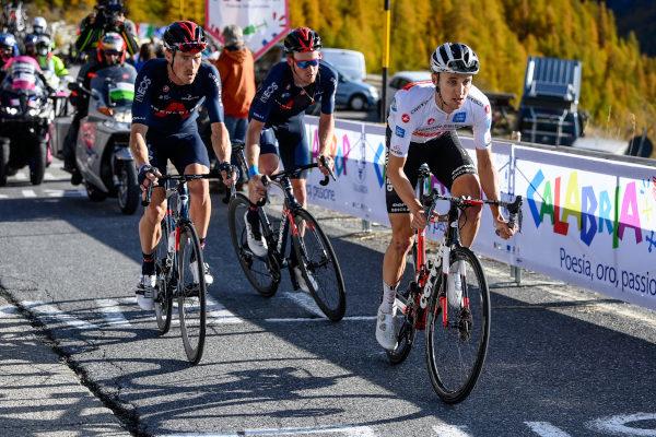 ジロ・デ・イタリア2020年大会の山岳での争い