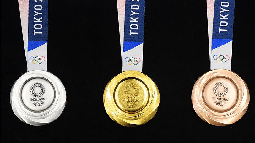 東京オリンピックのメダル